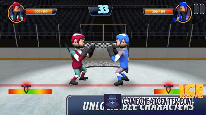 Ice Hockey 3D Cheat To Get Free Unlimited Gems