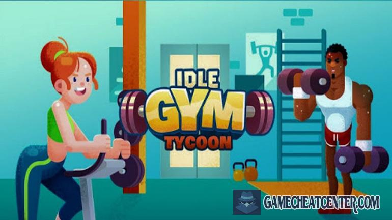 Idle Fitness Gym Tycoon Cheat To Get Free Unlimited Gems