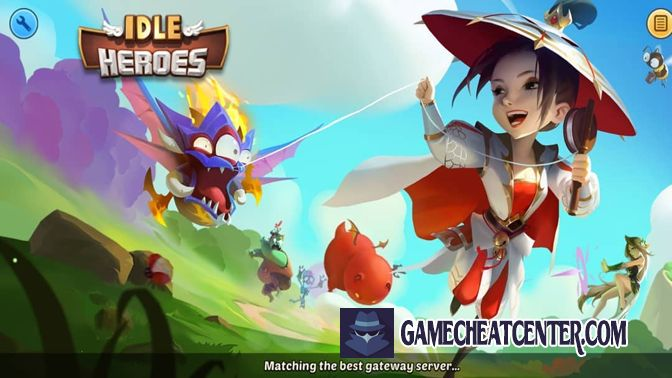 Idle Heroes Cheat To Get Free Unlimited Gems