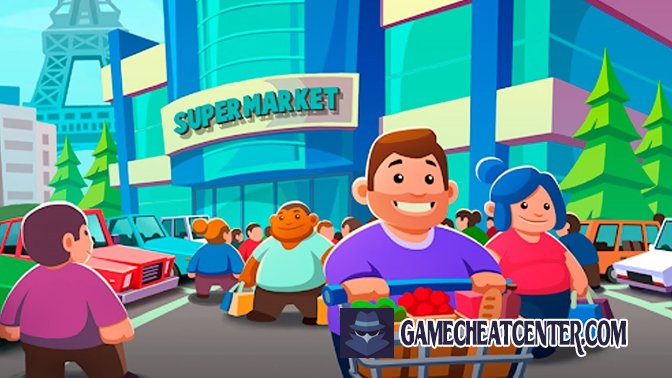Idle Supermarket Tycoon Cheat To Get Free Unlimited Gems