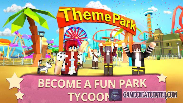 Idle Theme Park Tycoon Cheat To Get Free Unlimited Tokens