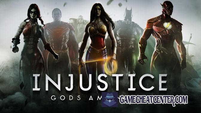 Injustice Gods Among Us Cheat To Get Free Unlimited Energy