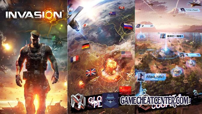 Invasion: Modern Empire Cheat To Get Free Unlimited Diamonds