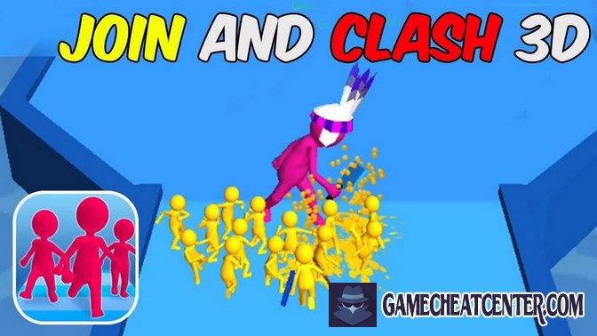 Join Clash 3D Cheat To Get Free Unlimited Coins