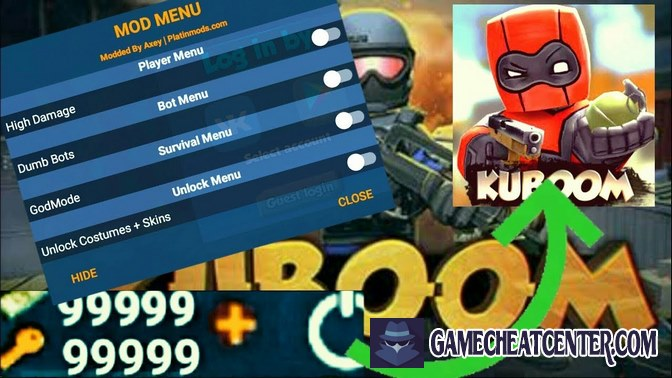 Kuboom 3D: Fps Shooter Cheat To Get Free Unlimited Money