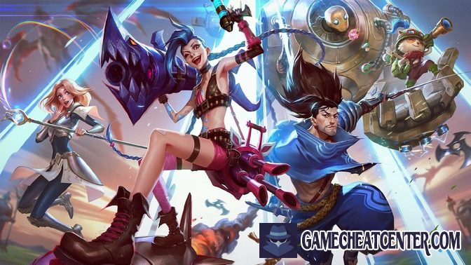 League Of Legends: Wild Rift Cheat To Get Free Unlimited Wild Cores
