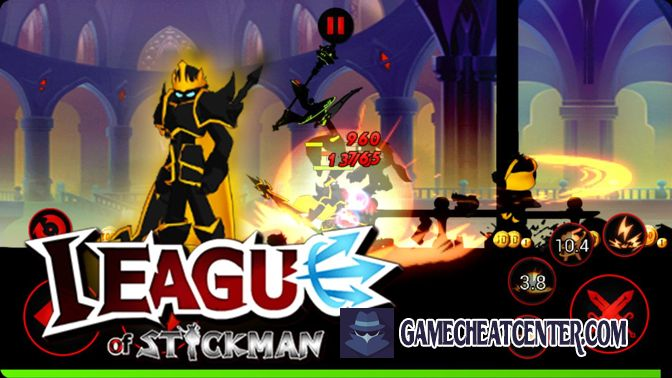 League Of Stickman Cheat To Get Free Unlimited Gems