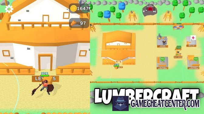 Lumbercraft Cheat To Get Free Unlimited Gold