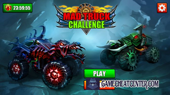 Mad Truck Challenge Racing Cheat To Get Free Unlimited Coins