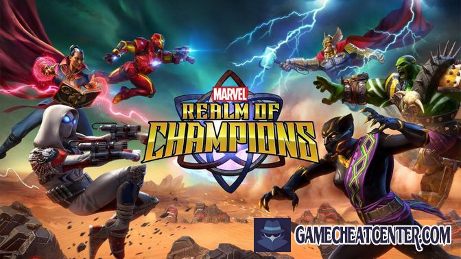 Marvel Realm Of Champions Cheat To Get Free Unlimited Gold