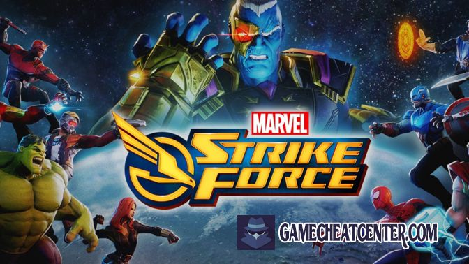 Marvel Strike Force Cheat To Get Free Unlimited Power Cores