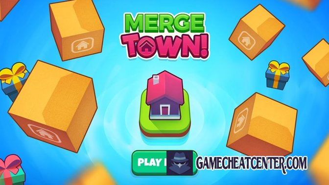 Merge Town Cheat To Get Free Unlimited Coins