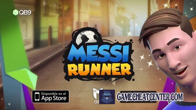 Messi Runner World Tour Cheat To Get Free Unlimited Gems