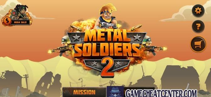 Metal Soldiers 2 Cheat To Get Free Unlimited Coins