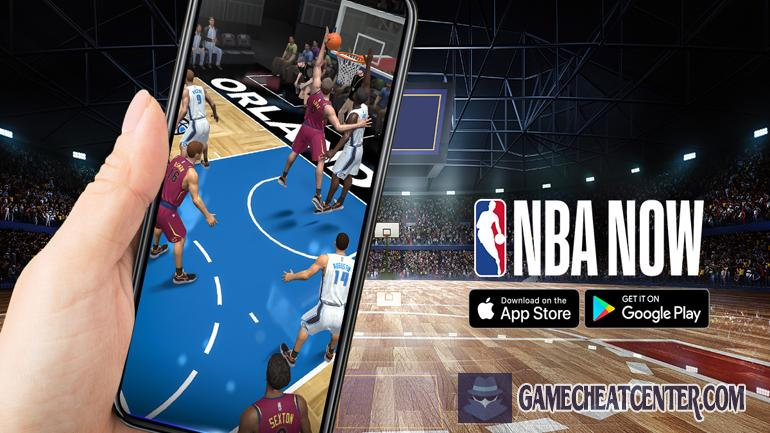Nba Now Mobile Basketball Game Cheat To Get Free Unlimited GP