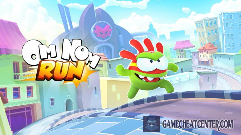 Om Nom Run Cheat To Get Free Unlimited Coins