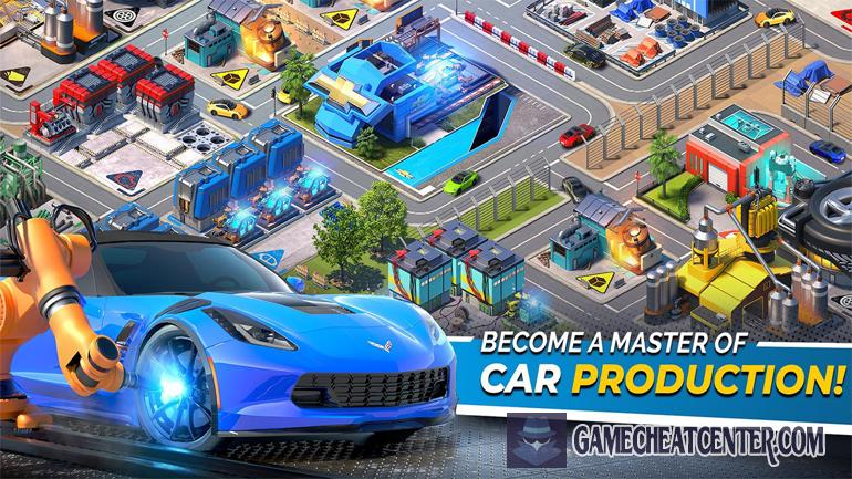 Overdrive City Cheat To Get Free Unlimited Cash