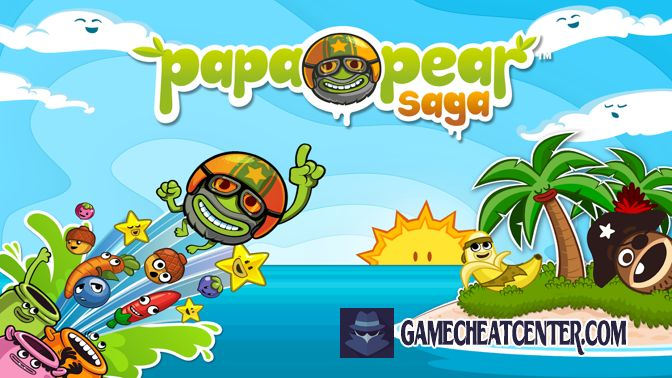 Papa Pear Saga Cheat To Get Free Unlimited Bars