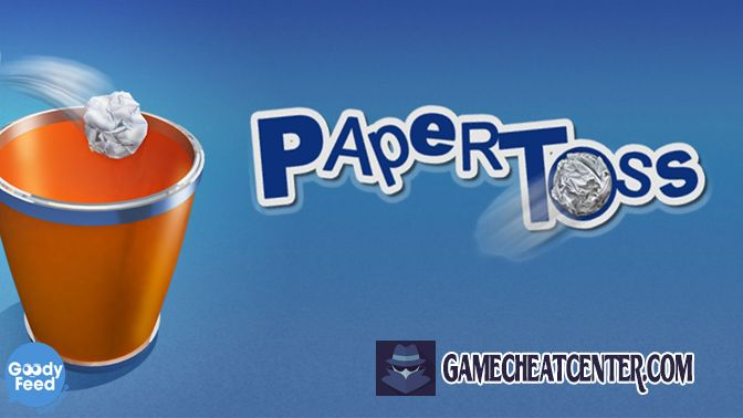 Paper Toss Boss Cheat To Get Free Unlimited Points