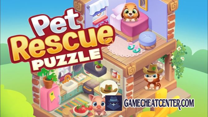 Pet Rescue Puzzle Saga Cheat To Get Free Unlimited Gold