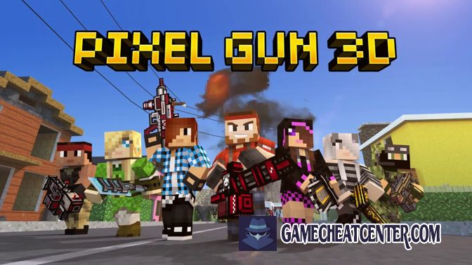 Pixel Gun 3D Cheat To Get Free Unlimited Gems