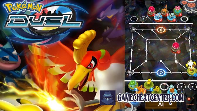 Pokemon Duel Cheat To Get Free Unlimited Gems