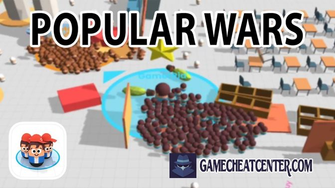 Popular Wars Cheat To Get Free Unlimited Coins