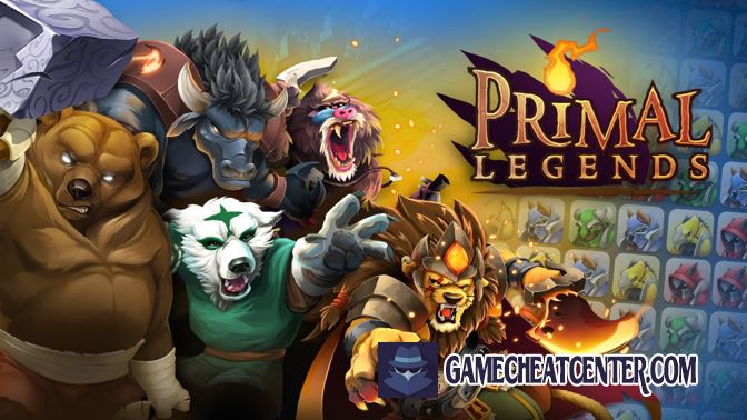 Primal Legends Cheat To Get Free Unlimited Rubies