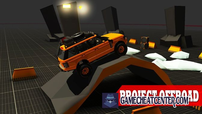 Projec Offroad Cheat To Get Free Unlimited Money