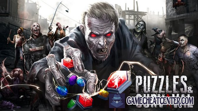 Puzzles & Survival Cheat To Get Free Unlimited Diamonds