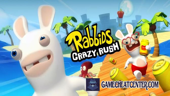 Rabbids Crazy Rush Cheat To Get Free Unlimited Cans