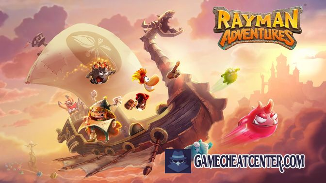 Rayman Adventures Cheat To Get Free Unlimited Gems