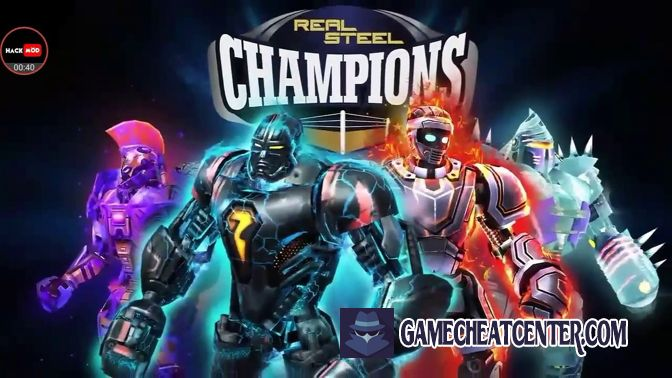 Real Steel Boxing Champions Cheat To Get Free Unlimited Silver