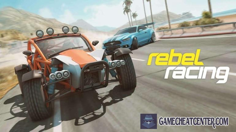 Rebel Racing Cheat To Get Free Unlimited Gold
