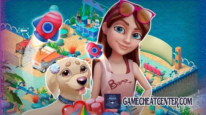 Resort Hotel Bay Story Cheat To Get Free Unlimited Coins