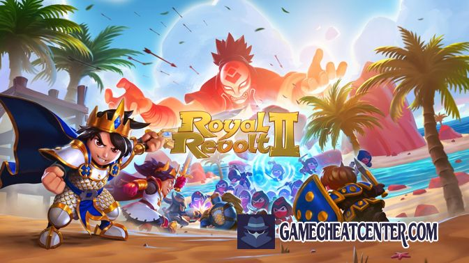 Royal Revolt 2 Cheat To Get Free Unlimited Gems