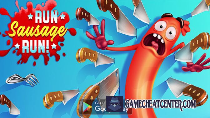 Run Sausage Run Cheat To Get Free Unlimited Coins