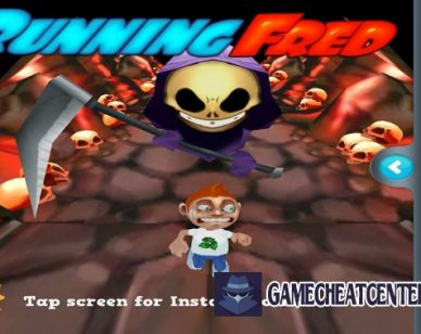Running Fred Cheat To Get Free Unlimited Skullies
