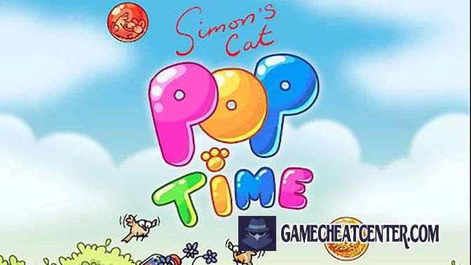 Simons Cat Pop Time Cheat To Get Free Unlimited Coins