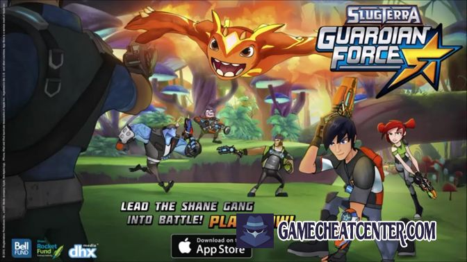 Slugterra Guardian Force Cheat To Get Free Unlimited Coins