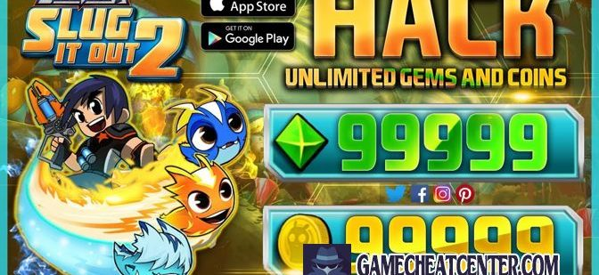 Slugterra Slugit Out 2 Cheat To Get Free Unlimited Gems