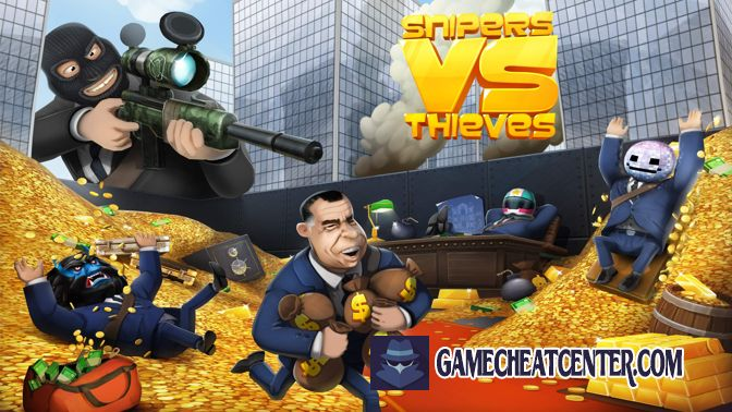 Snipers Vs Thieves Cheat To Get Free Unlimited Cash