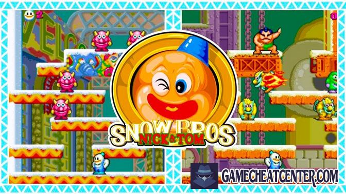 Snow Bros. Classic Cheat To Get Free Unlimited Diamonds