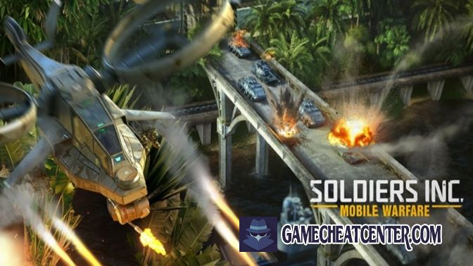 Soldiers Inc Cheat To Get Free Unlimited Diamonds