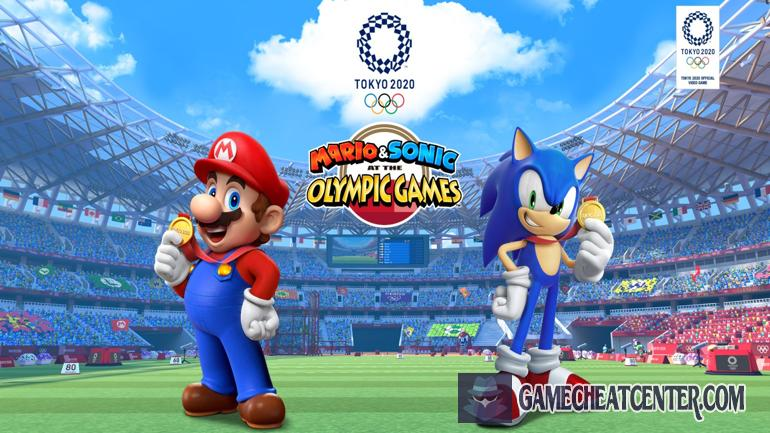 Sonic At The Olympic Games Tokyo Cheat To Get Free Unlimited TP