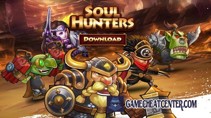 Soul Hunters Cheat To Get Free Unlimited Diamonds