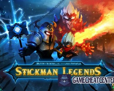 Stickman Legends Cheat To Get Free Unlimited Gems