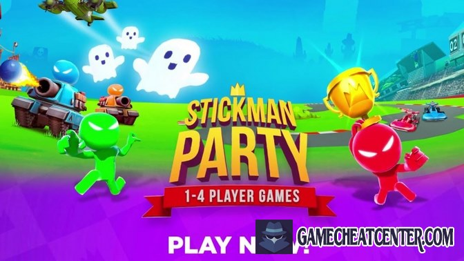 Stickman Party Cheat To Get Free Unlimited Money