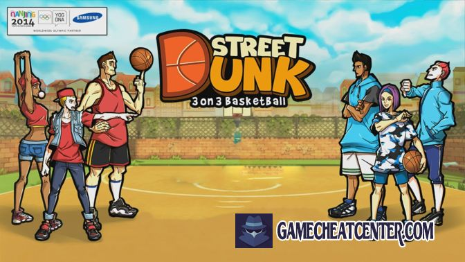 Street Dunk Cheat To Get Free Unlimited Gems