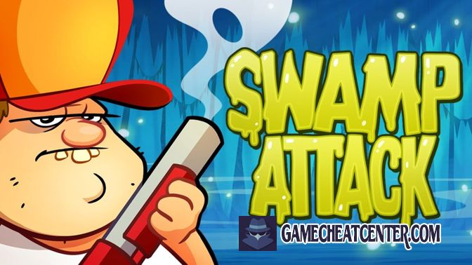 Swamp Attack Cheat To Get Free Unlimited Coins